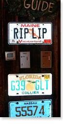 Car Tags