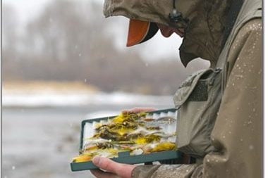 An Addiction to Streamer Fishing