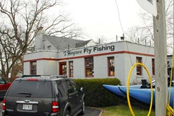 Hargrove Fly Fishing is based in St. Louis, Missouri.