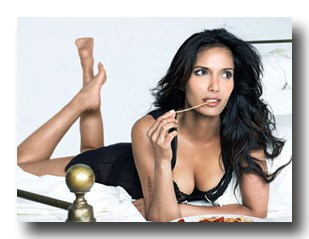 "Regular customer Tom Colicchio hosts ""Top Chef"" along with Padma Lakshmi."