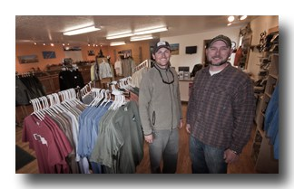 Sunrise Fly Shop is located in the small town of Melrose, Montana.