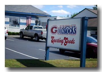 Goldstock's Sporting Goods acts as the local flyshop in Scotia, New York.