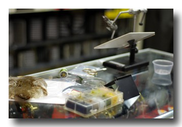 Albany, New York, has a shortage of fly shops.