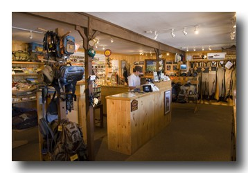 You can book guides to 40 different destinations through The Fly Fisher's Place.