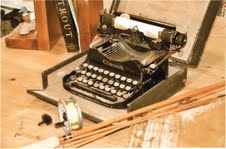 Bergmans Typewriter