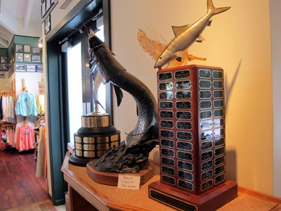Florida Keys Outfitters sells everything you need to fish the surrounding areas.