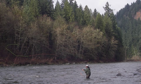 SAVING OREGON'S SANDY RIVER
