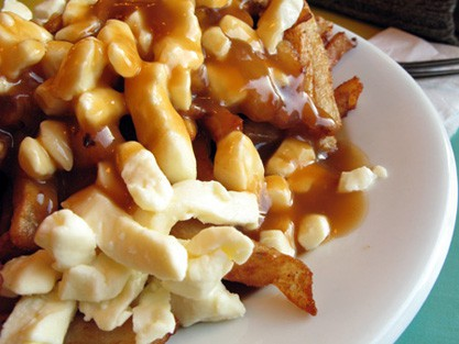 Canada is famous for their Poutine.
