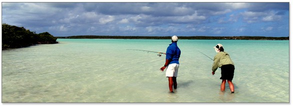 salt flat bonefishing