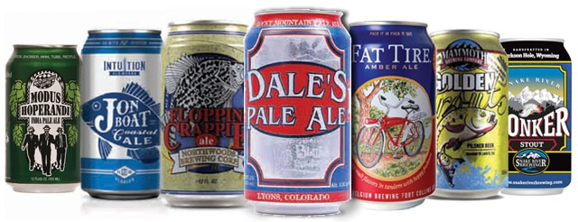 CANNED BEER: 7 STANDOUTS