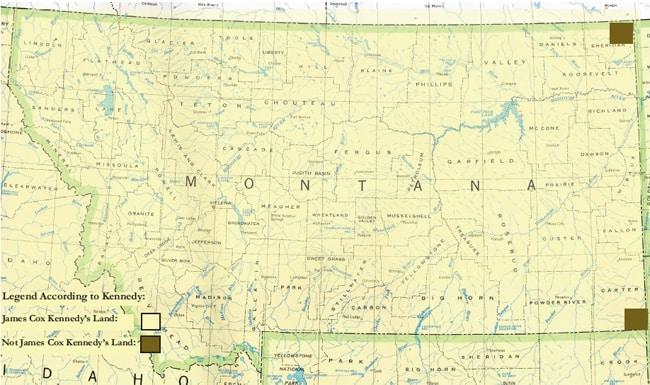 Montana ownership via James Cox Kennedy