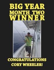 Big Year-Month Two Winner