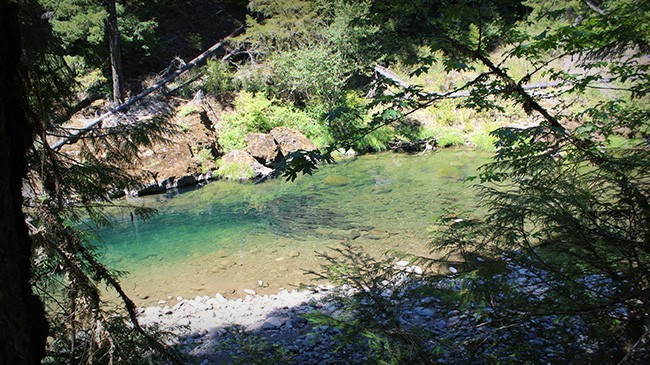 Lee Spencer once spent 102 days in a North Umpqua steelhead camp
