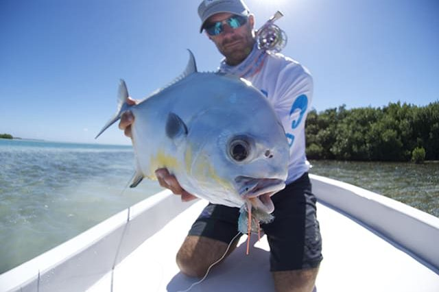 Belize's first full-service fly shop, Tres Pescados.