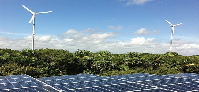 Pesca Maya's energy revolution