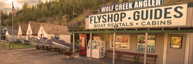 Wolf Creek Angler steps into tiny town.