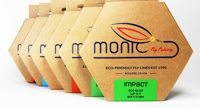 Monic Fly Fishing has created the ultimate fly line.