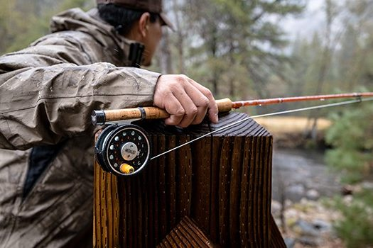 Pflueger company brings back old design of reel, but better.