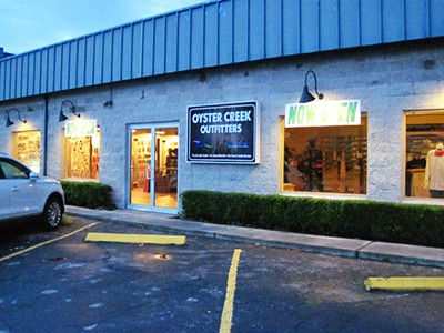 Saltwater Flytyers at Oyster Creek Outfitters is St. Augustine's first fly shop to stay around.