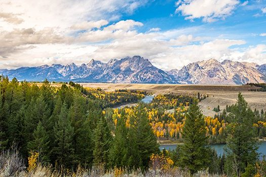 Déjà vu and the creation of Grand Teton National Park