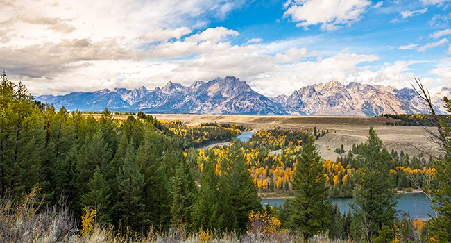 Déjà vu and the creation of Grand Teton National Park