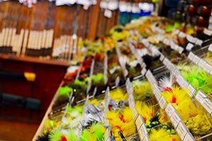 Sportsman's Finest Flyfishing carries everything you could need.