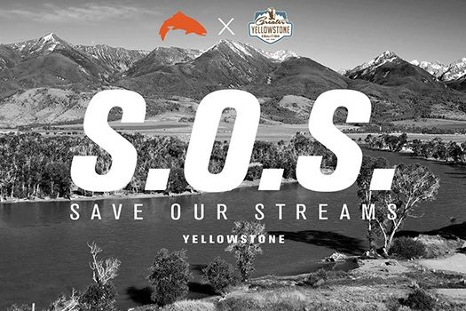 Simms Fishing Products' Save Our Streams Campaign Targets Rivers in Trouble.