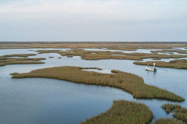 Competition runs deep in the Biloxi Marsh