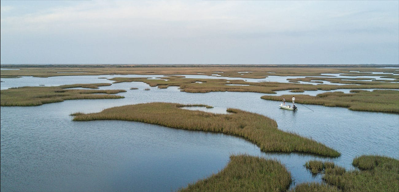 Competition runs deep in the Biloxi Marsh