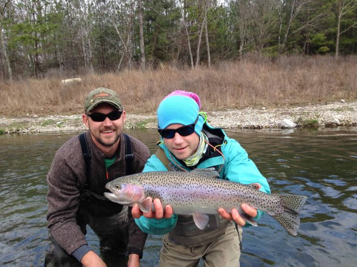 The DrakeCast Hatchery Creek Kentucky Chrome