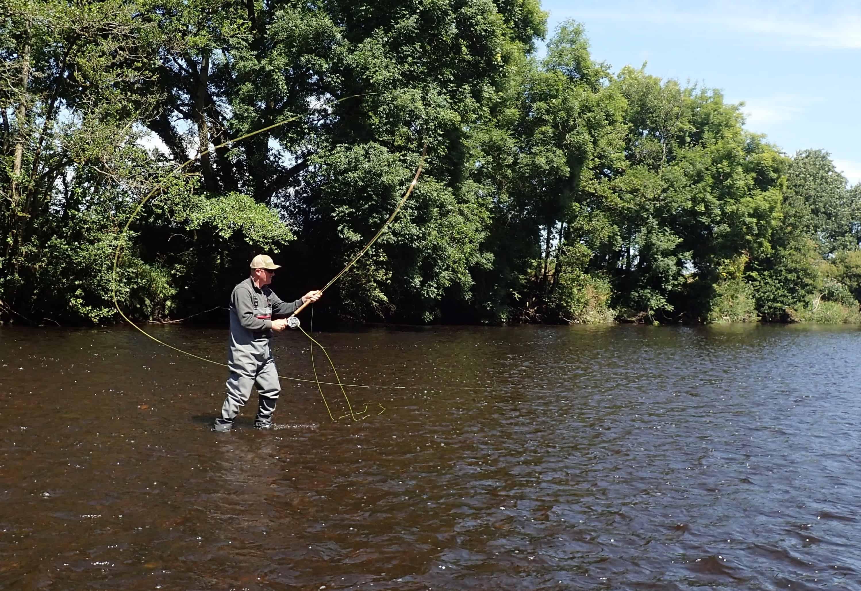 Ballyduff Bridge Salmon Fishery Jason Corcoran The DrakeCast Flyfishing Podcast