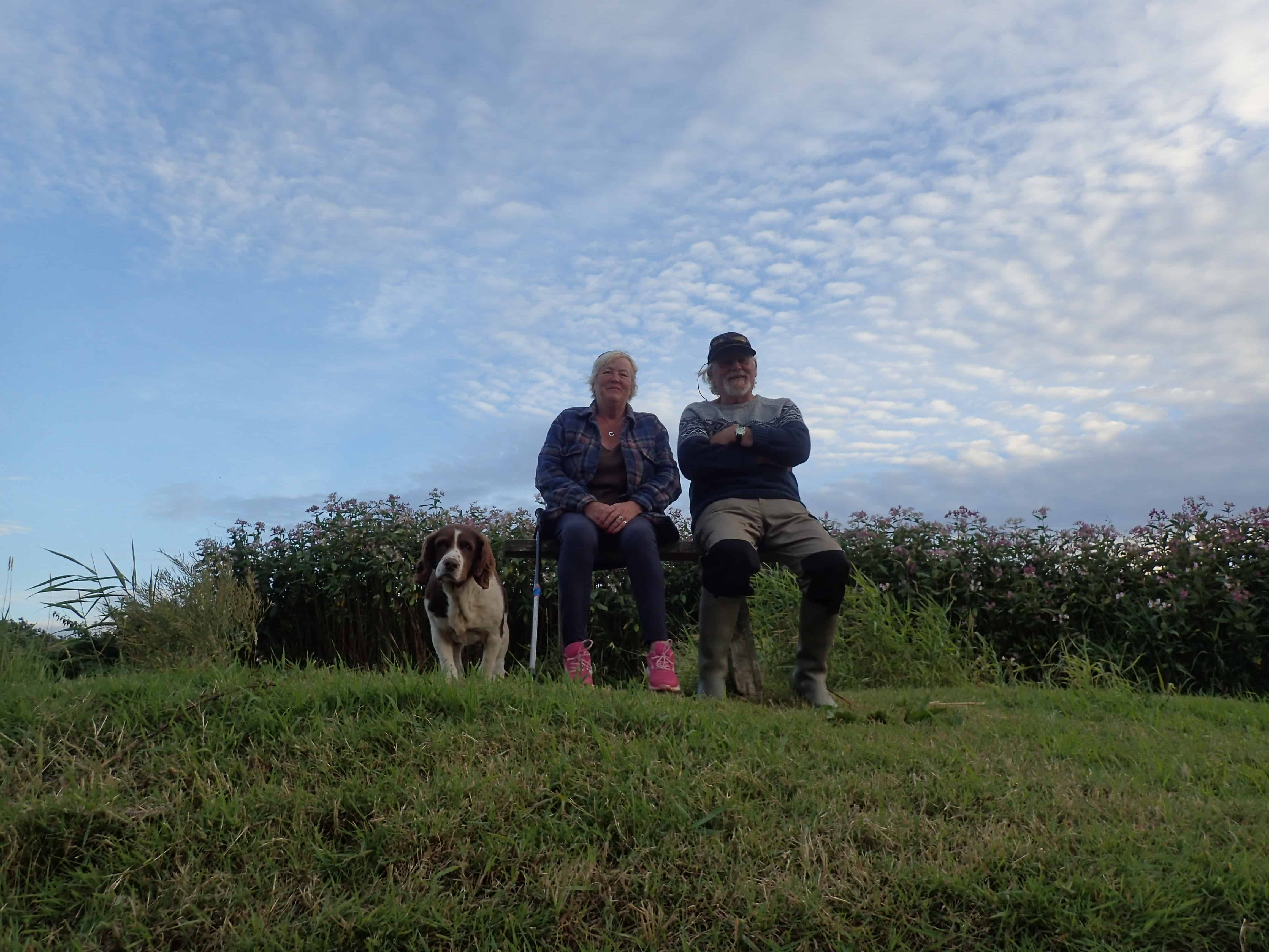 Ballyduff Bridge Salmon Fishery River Blackwater Connie and Eileen Corcoran The DrakeCast Flyfishing podcast