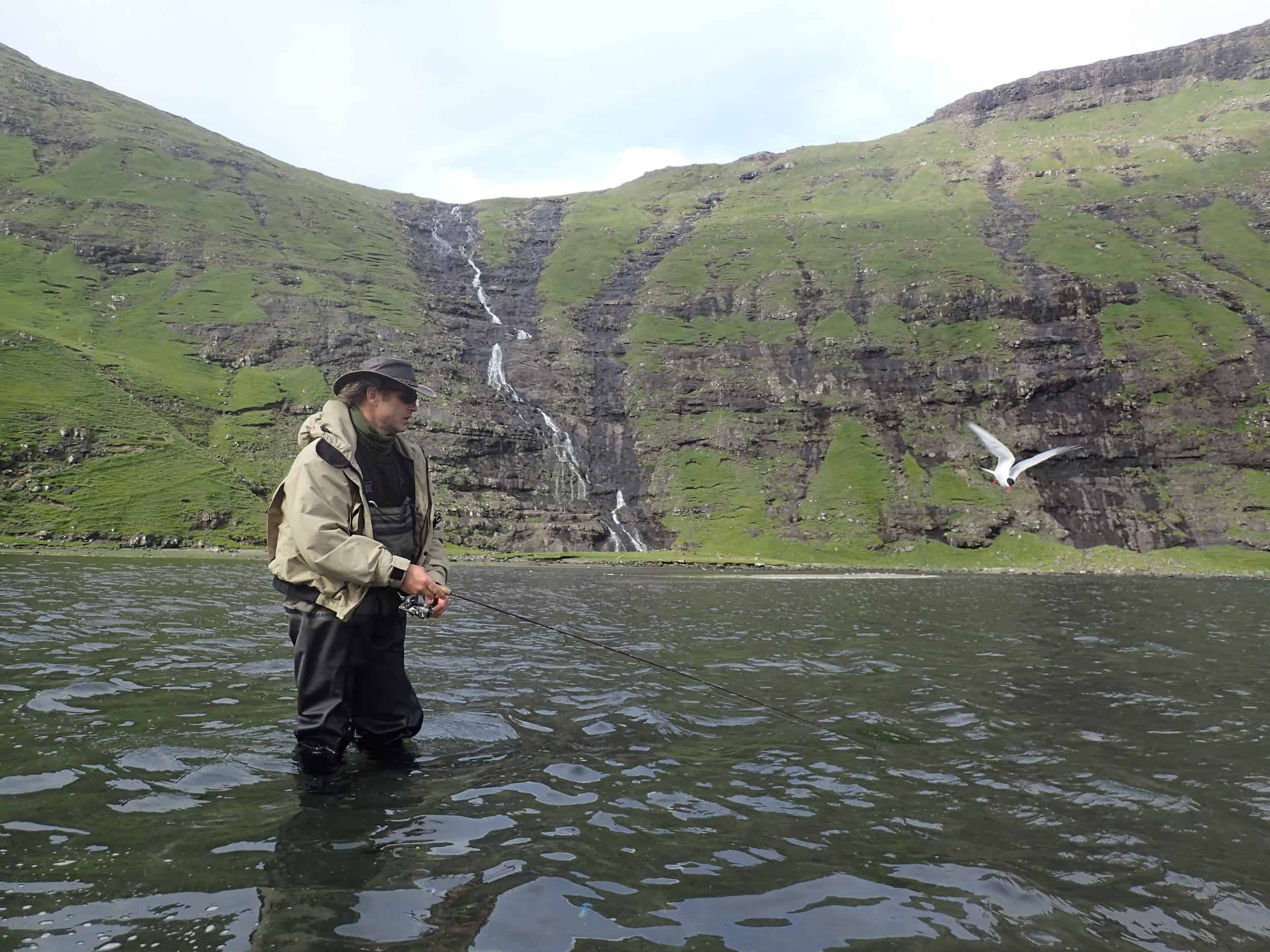 Saksun Fishing The Faroe Islands The DrakeCast Flyfishing Podcast