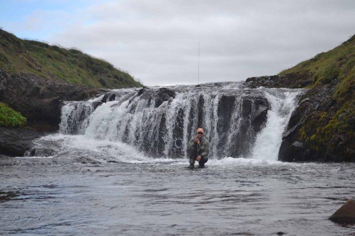 Iceland Fish Partner River Bakkau The DrakeCast