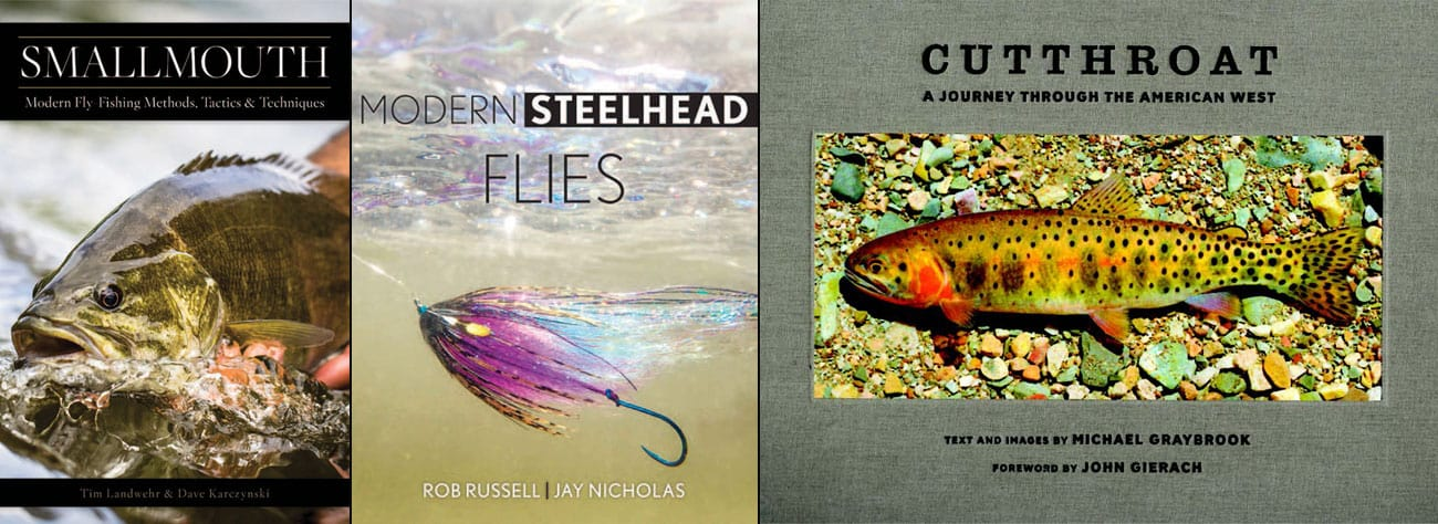 The best fly fishing books.