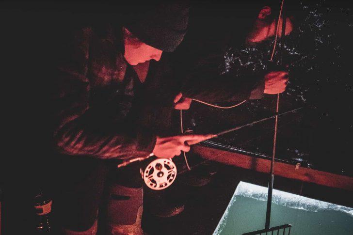 Elliott Adler Lucky Porter Dark House Spearfishing The DrakeCast Photo by Hansi Johnson