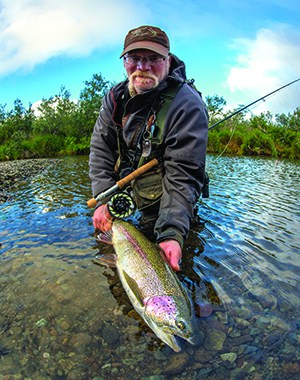 The Bristol Bay system is home to many types of fish, and has large economic impact.