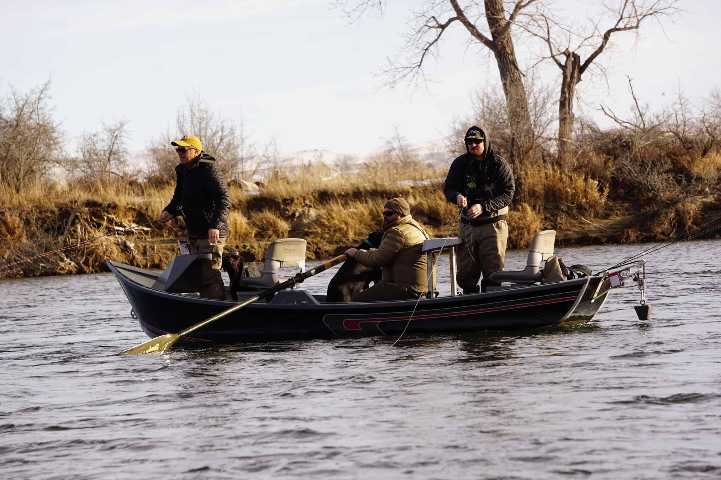 Pete Shanafeld Bighorn River