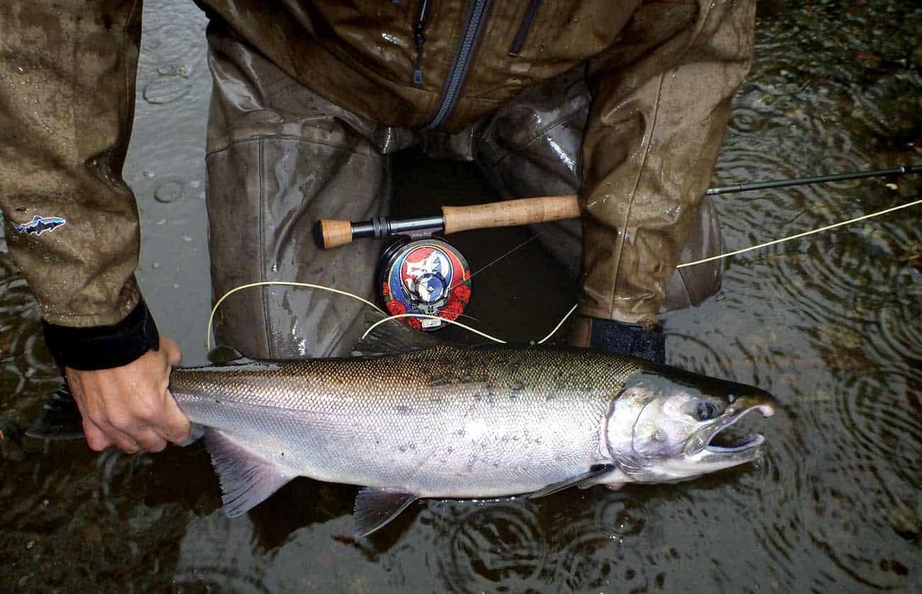 Greatful Dead manager on fishing break