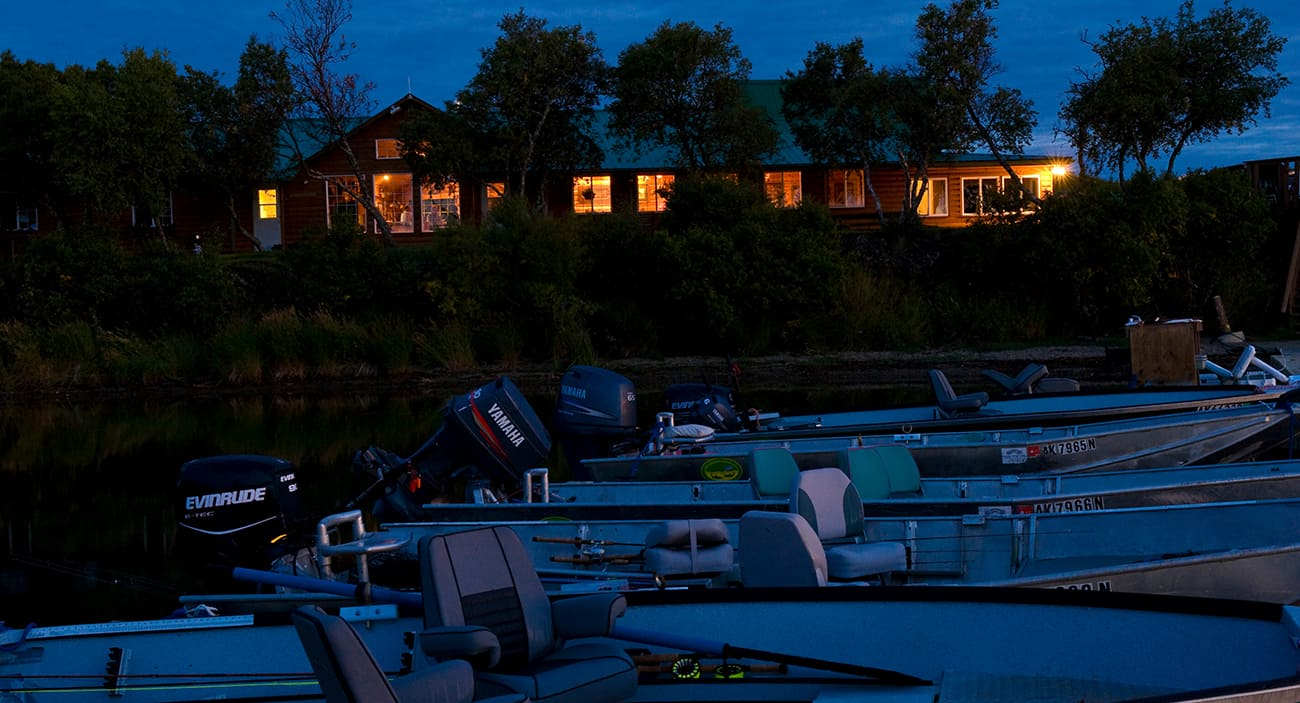 Rapids Camp Lodge on Alaska's Naknek River Lodge Owners on Trial