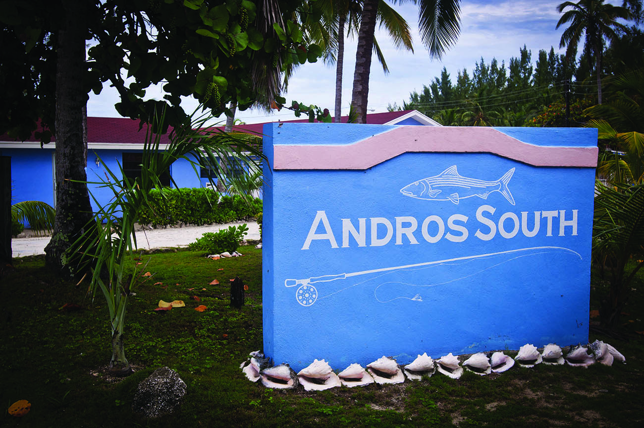 Shults and Herrig owned Andros South Lodge in the Bahamas.