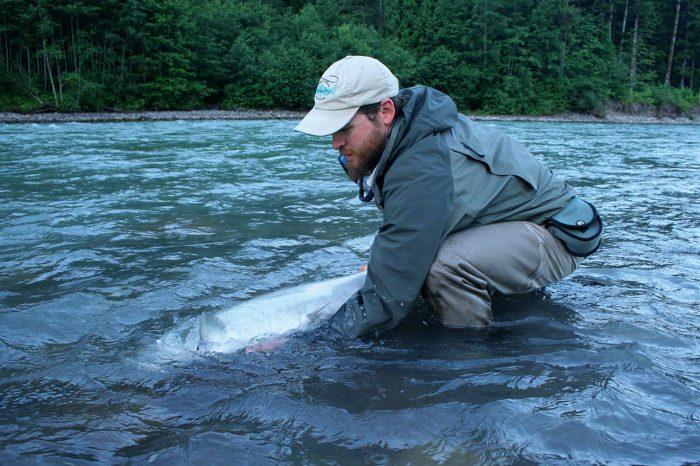 Steelhead conservation in Oregon