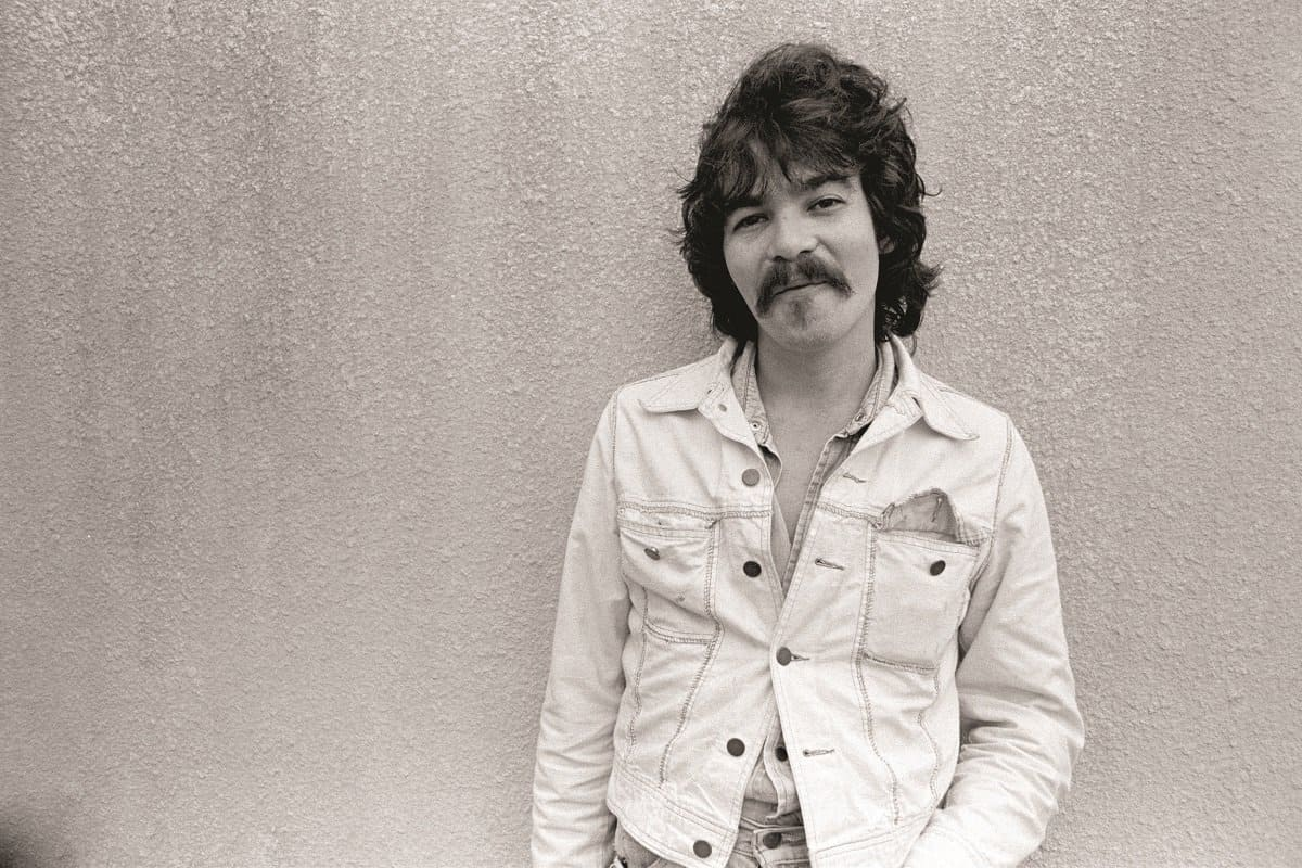 John Prine Fly Fishing